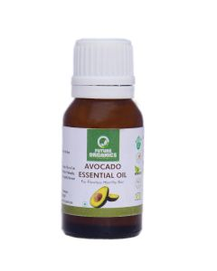 Future Organics Avacado Essential Oil - 15 ml