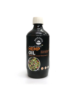Ayurvedic Essentials Hemp Oil - 200 ML