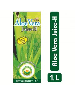 Basic Ayurveda Aloe Vera Juice(With Honey) 1000ml