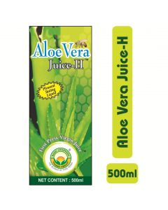 Basic Ayurveda Aloe Vera Juice(With Honey) 500ml