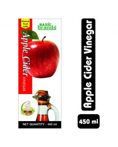 Basic Ayurveda Apple Cider Vinegar 450ml