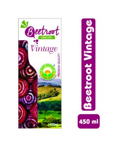 Basic Ayurveda Beet Root Vinegar 450ml