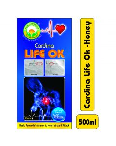 Basic Ayurveda Cardina Life Ok Drink 500ml