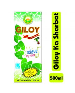 Basic Ayurveda Giloy Ka Sharbat 500ml