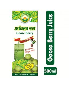 Basic Ayurveda Goose Berry Juice(Amla Ras) 500ml