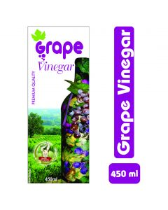 Basic Ayurveda Grape(Angoor) Vinegar 450ml