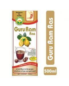 Basic Ayurveda Guru Ram Ras 500ml