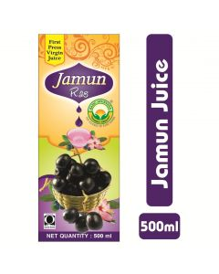 Basic Ayurveda Jamun Ras (Indian Black Berry) 500ml