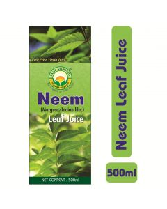 Basic Ayurveda Neem Leaf (Margosa ) Juice 500ml