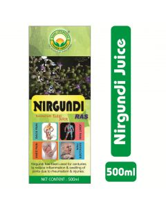Basic Ayurveda Nirgundi Ras 500ml