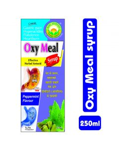Basic Ayurveda Oxy Meal Syrup 250ml