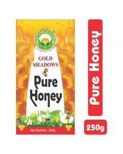 Basic Ayurveda Pure Honey (Chatra Madhu) 250g