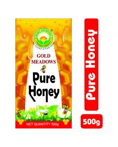Basic Ayurveda Pure Honey (Chatra Madhu) 500g