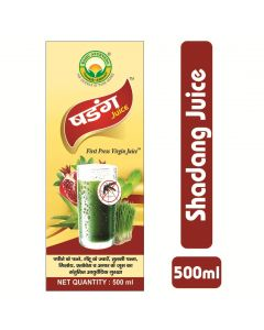 Basic Ayurveda Shadang Juice 500ml