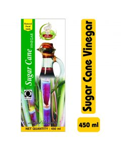 Basic Ayurveda Sugar Cane Vinegar 450ml
