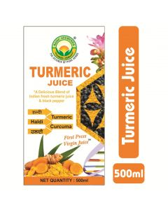 Basic Ayurveda Turmeric Juice 500ml
