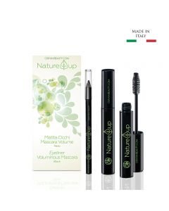 Bema Nature Up Black Mascara + Eyeliner