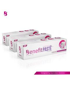 Benefit Toothpaste CSPS for Advanced Sensitivity (100gms X 3)