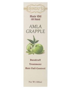 Bindu's Amla Grapple Hair Oil 100 ml
