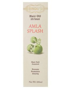 Bindu's Amla Splash Hair Oil 100 ml