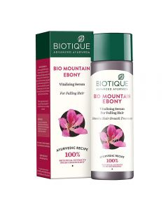 Biotique Hair Growth Mountain Ebony and Musk Root Set - 120ml