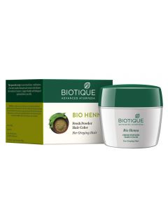 Biotique Bio Henna Fresh Powder Hair Color - 90g