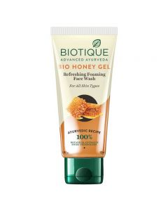 Biotique Bio Honey Gel Face Wash for All Skin Types - 100 ml