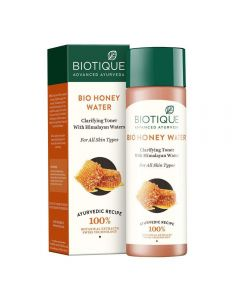 Biotique Bio Honey Water Clarifying Toner - 120ml