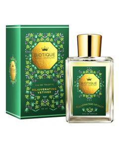 Biotique Perfume Rejuvenatinml Vetiver - 50ml