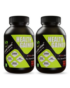 Pharma Science Weight Gainer Supplement for Man & Women (Pack of 2)