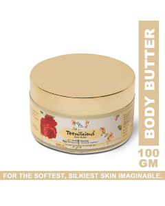 Teenilicious Body Butter with Pomegranate, Vanilla And Vitamin F For Glowing, Moisturize, Hydrating, Tan Remover All Skin Type, 100 g