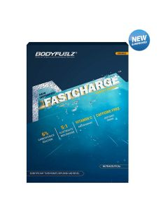 Bodyfuelz Fast Charge, 2.2 lb orange