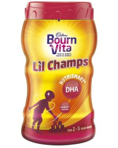 Bourn Vita Lil Champs Jar Powder 500gm