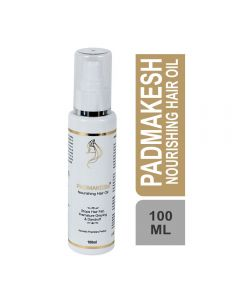 Bio Resurge Padmakesh Herbal Hair Oil to Stop Premature Greying And Remove Dandruff 100ml