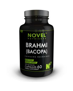 BRAHMI ( BACOPA ) 300 MG CAPSULES- MEMORY SUPPORT