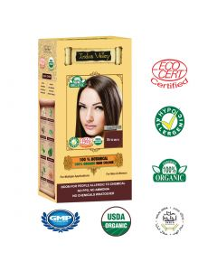 Indus Valley Botanical Brown Hair Color