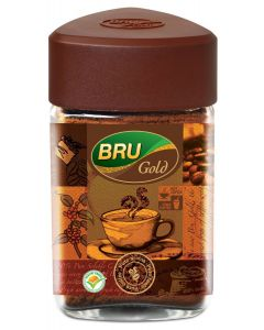 Bru Coffee Gold Instant 50gm