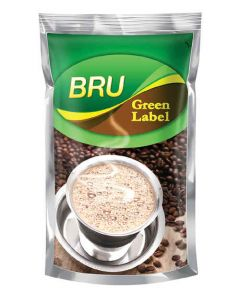 Bru Green label Coffee 500gm