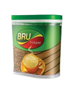 Bru Instant Coffee 200gm Kitchen Container