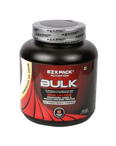 Six Pack Nutrition Bulk - 2 kg (American Ice Cream)