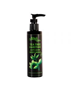 Mirah Belle Naturals Tea Tree – Haritaki Anti Acne Body Wash 200ml