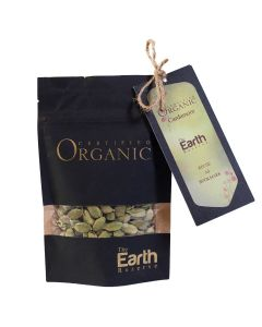 The Earth Reserve Organic Cardamom - 50gm