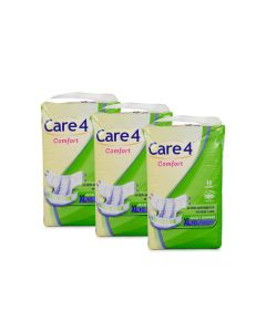 Care4 Adult Diaper extra Large(comfort)Pack of 3
