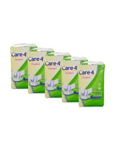 Care4 Adult Diaper extra Large(comfort)Pack of 5