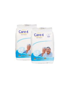 Care4 Adult Diaper extra Large Pack of 2