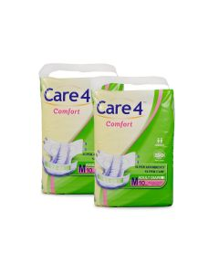 Care4 Adult Diaper Medium(comfort) pack of 2