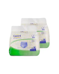 Care4 Adult Diaper Pants style extra Large pack of 2