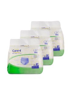 Care4 _Adult  Diaper Pants style  extra Large_pack of 3