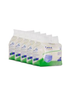 Care4 Adult Diaper Pants style Medium pack of 5