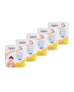 Care4 baby pants Extra Large Pack of 5